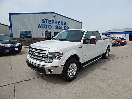 2014 Ford F-150 Lariat for Sale  - G31024  - Stephens Automotive Sales