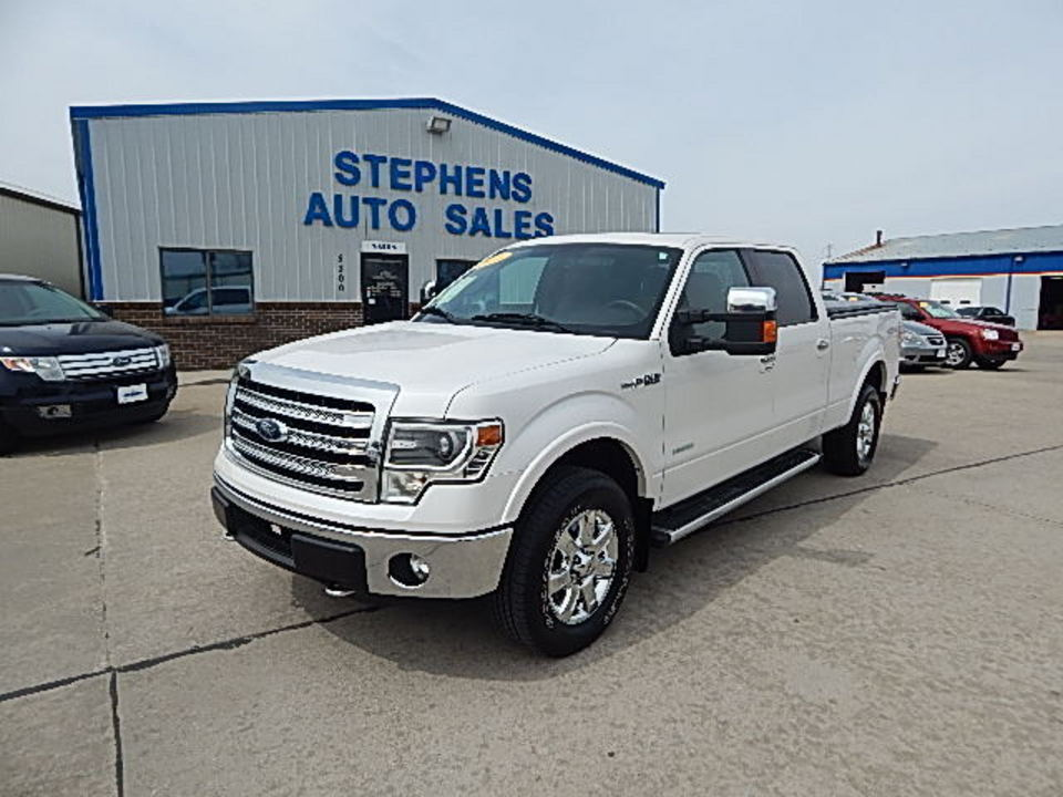 2014 Ford F-150  - Stephens Automotive Sales