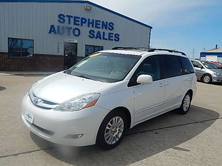 2007 Toyota Sienna XLE Ltd for Sale  - 029481  - Stephens Automotive Sales