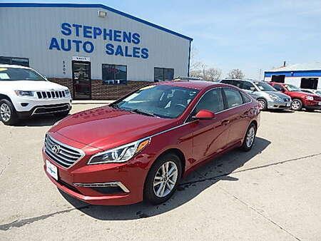 2015 Hyundai Sonata 2.4L SE for Sale  - 18  - Stephens Automotive Sales