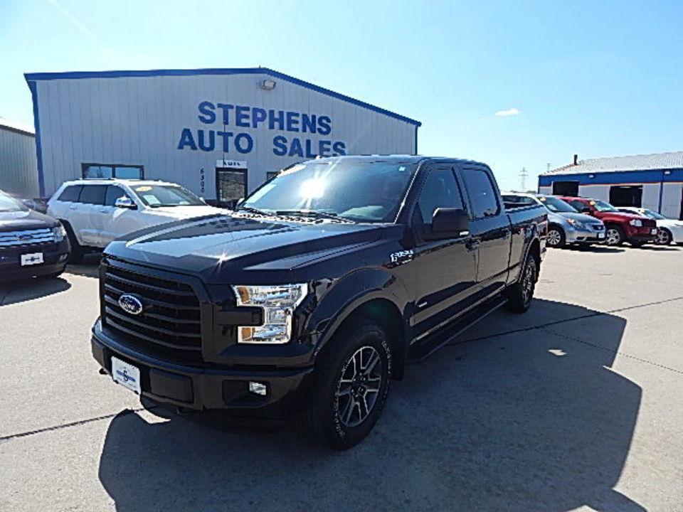 2015 Ford F-150  - Stephens Automotive Sales