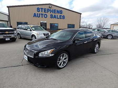 2010 Nissan Maxima 3.5 SV w/Sport Pkg for Sale  - 21D  - Stephens Automotive Sales