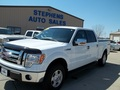 2011 Ford F-150 ONE OWNER CREW CAB 4X4  - D49928