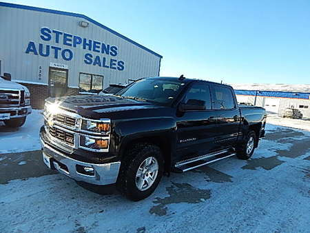 2015 Chevrolet Silverado 1500 LT for Sale  - 4635640  - Stephens Automotive Sales