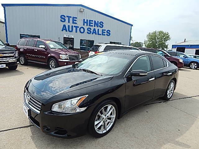 2009 Nissan Maxima  - Stephens Automotive Sales