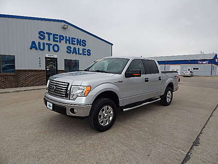2010 Ford F-150 XLT for Sale  - B59608  - Stephens Automotive Sales