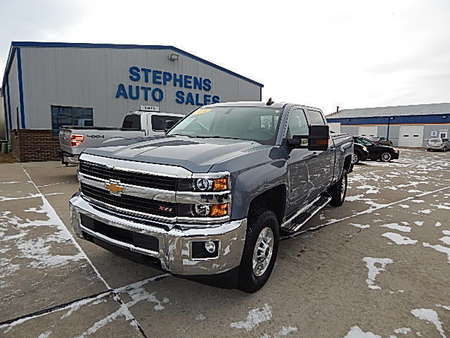 2016 Chevrolet Silverado 2500HD LT for Sale  - 156603  - Stephens Automotive Sales
