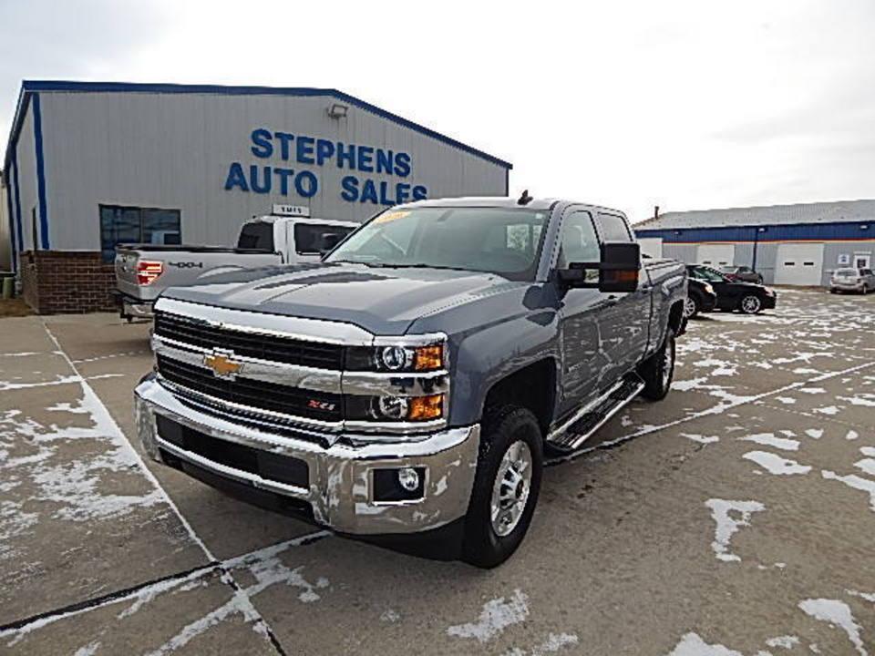2016 Chevrolet Silverado 2500HD  - Stephens Automotive Sales