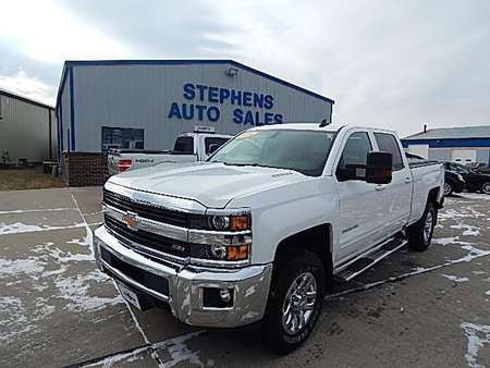 2016 Chevrolet Silverado 2500HD LT for Sale  - 108101  - Stephens Automotive Sales