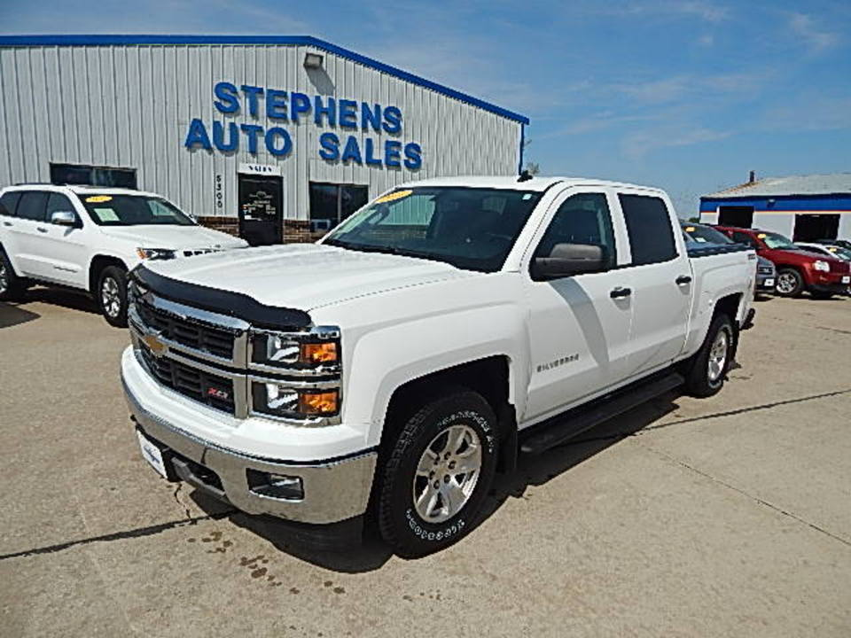 2014 Chevrolet Silverado 1500  - Stephens Automotive Sales