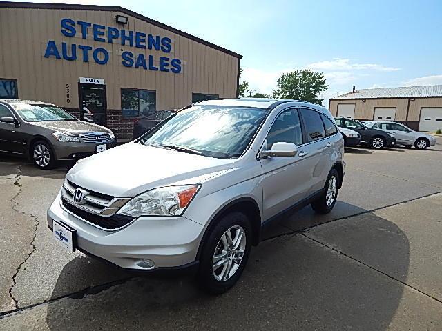 2010 Honda CR-V  - Stephens Automotive Sales