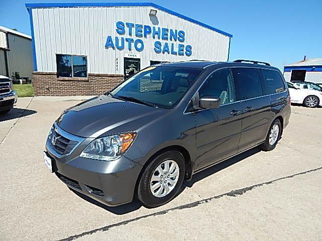 2010 Honda Odyssey  - Stephens Automotive Sales