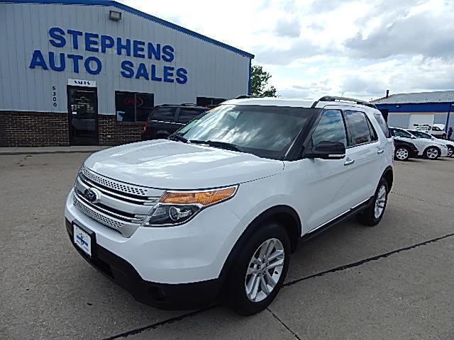 2014 Ford Explorer  - Stephens Automotive Sales