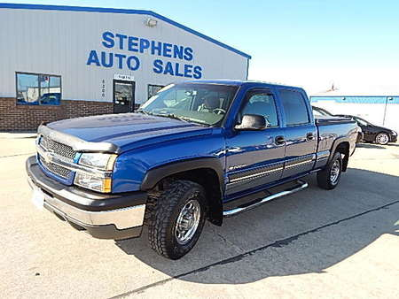 2003 Chevrolet Silverado 1500HD LS for Sale  - F116043  - Stephens Automotive Sales