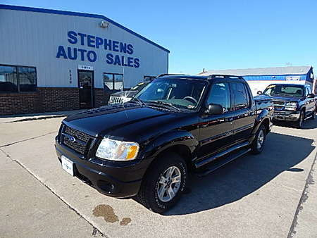 2005 Ford Explorer Sport Trac XLT for Sale  - b147739  - Stephens Automotive Sales
