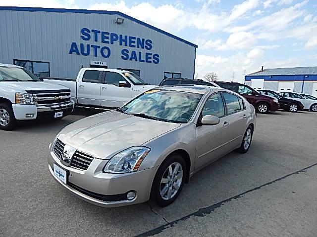 2006 Nissan Maxima  - Stephens Automotive Sales