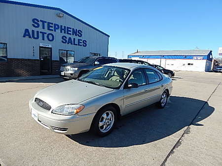2005 Ford Taurus SE for Sale  - 271888  - Stephens Automotive Sales