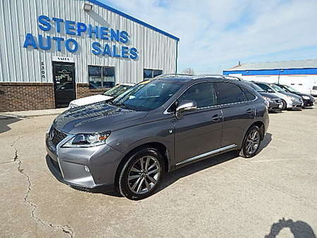 2014 Lexus RX 350 F Sport for Sale  - 100Z  - Stephens Automotive Sales