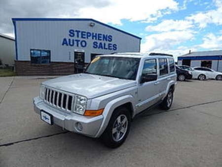 2006 Jeep Commander 65 ANNIVERSARY EDITION for Sale  - 352134  - Stephens Automotive Sales