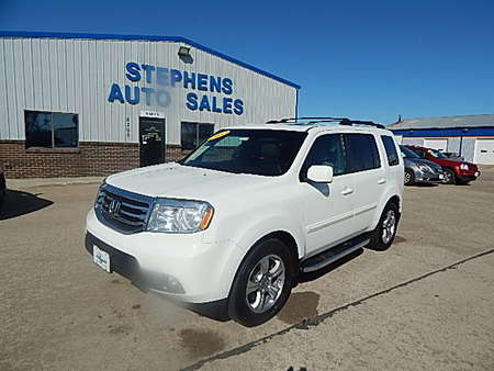 2012 Honda Pilot EX-L for Sale  - 7  - Stephens Automotive Sales