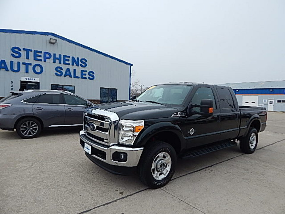 2014 Ford F-250  - Stephens Automotive Sales
