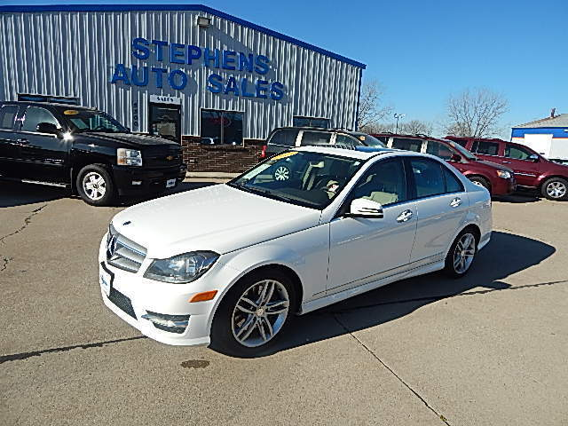 2013 Mercedes-Benz C-Class  - Stephens Automotive Sales