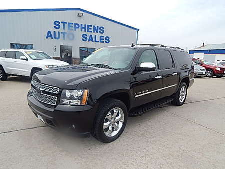 2009 Chevrolet Suburban LTZ for Sale  - 17N  - Stephens Automotive Sales