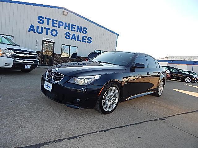 2010 BMW 5 Series  - Stephens Automotive Sales