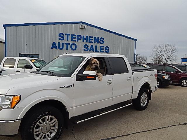 2010 Ford F-150  - Stephens Automotive Sales