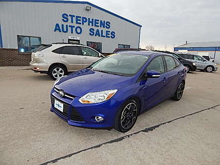 2013 Ford Focus SE for Sale  - 2U  - Stephens Automotive Sales