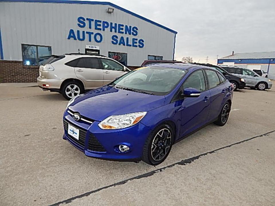 2013 Ford Focus  - Stephens Automotive Sales