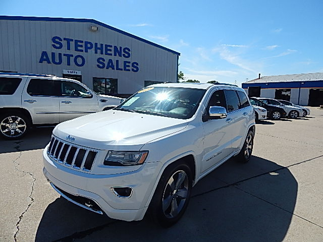2014 Jeep Grand Cherokee  - Stephens Automotive Sales