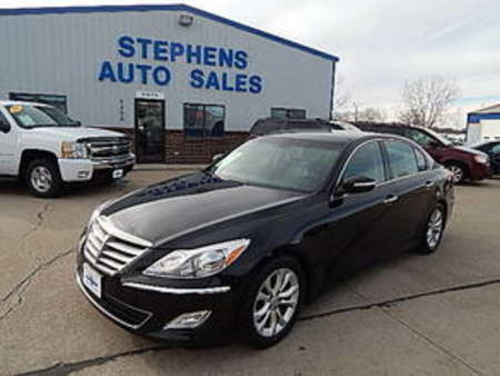2012 Hyundai GENESIS 3.8L for Sale  - 53D  - Stephens Automotive Sales