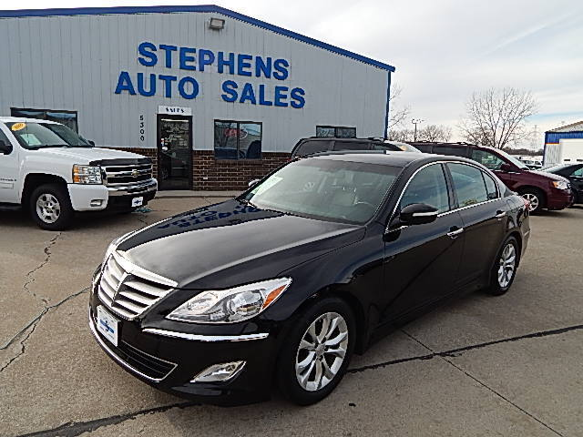 2012 Hyundai GENESIS  - Stephens Automotive Sales
