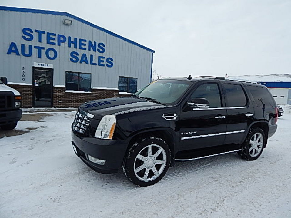 2007 Cadillac Escalade  - Stephens Automotive Sales