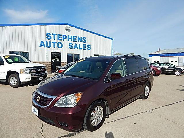 2009 Honda Odyssey  - Stephens Automotive Sales