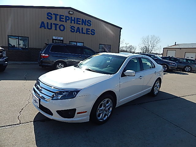2010 Ford Fusion  - Stephens Automotive Sales
