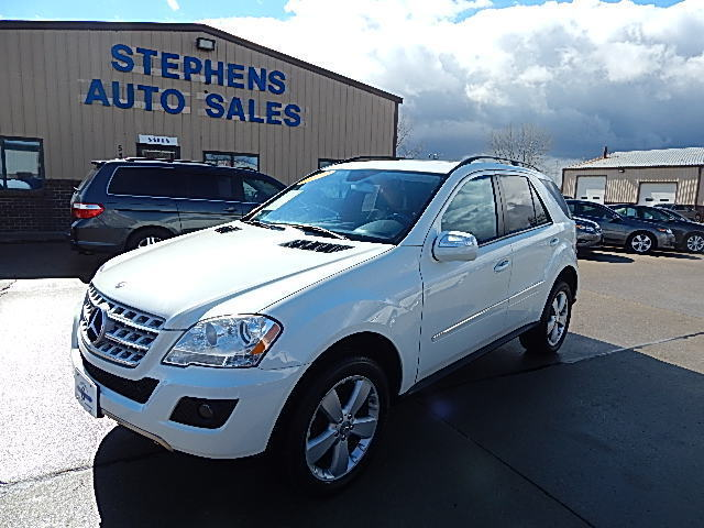 2009 Mercedes-Benz M-Class  - Stephens Automotive Sales