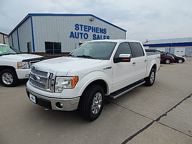 2011 Ford F-150  - Stephens Automotive Sales