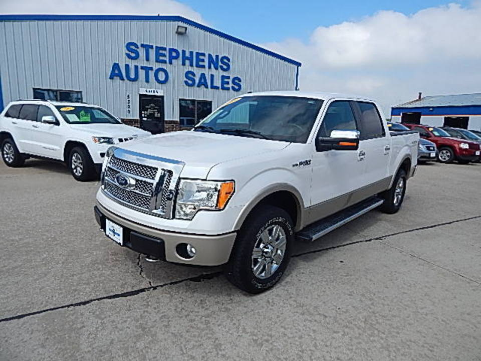2010 Ford F-150  - Stephens Automotive Sales