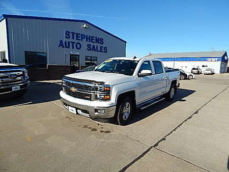 2015 Chevrolet Silverado 1500 LT for Sale  - 465119  - Stephens Automotive Sales