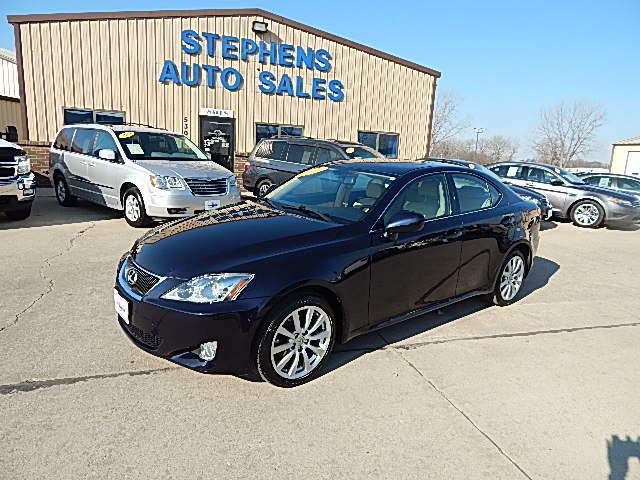 2007 Lexus IS 250  - Stephens Automotive Sales