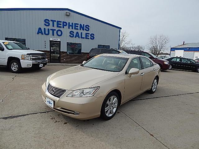 2007 Lexus ES 350  - Stephens Automotive Sales