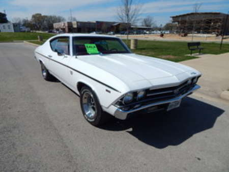 1969 Chevrolet Chevelle  for Sale  - 0000  - Great American Classics