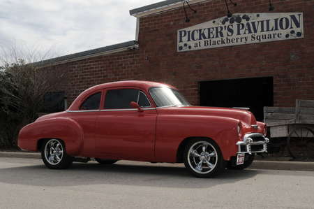 1950 Chevrolet Master Deluxe Coupe for Sale  - 50351  - Great American Classics