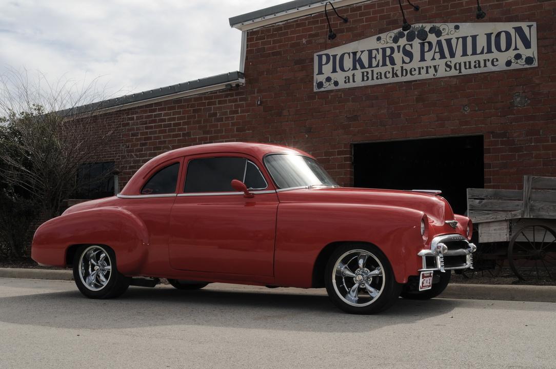 1950 Chevrolet Master Deluxe  - Great American Classics