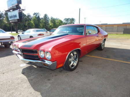 1970 Chevrolet Chevelle SS Tribute for Sale  - 3865  - Great American Classics