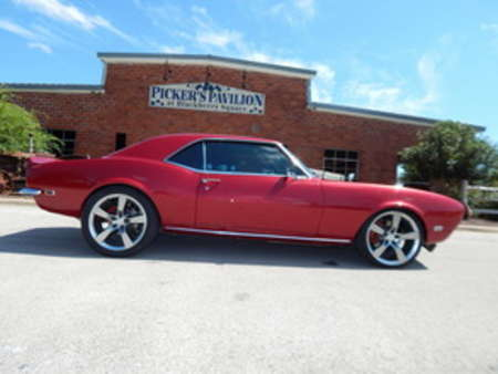 1968 Chevrolet Camaro Pro Touring for Sale  - 1381  - Great American Classics