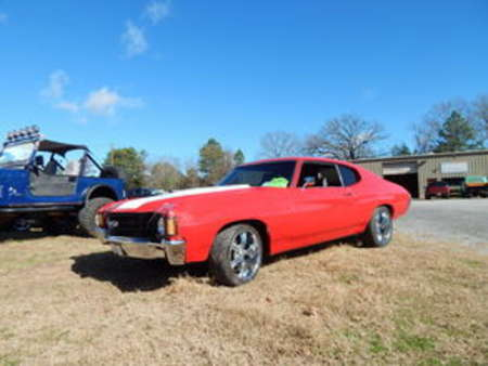 1972 Chevrolet Chevelle  for Sale  - 8968  - Great American Classics