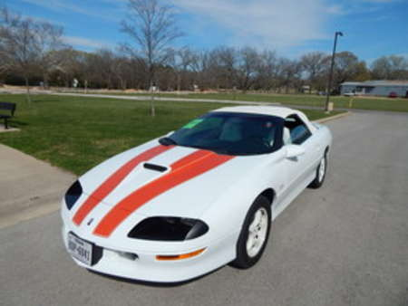 1997 Chevrolet Camaro SS for Sale  - 8977  - Great American Classics